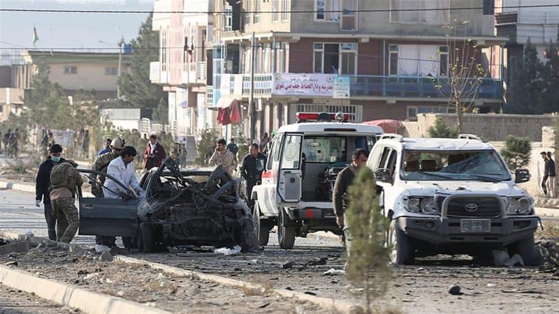 Afghanistan: Kabul car bomb kills 12, including kids