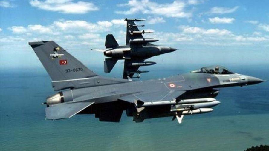 Νέες παραβιάσεις τουρκικών αεροσκαφών στο Αιγαίο