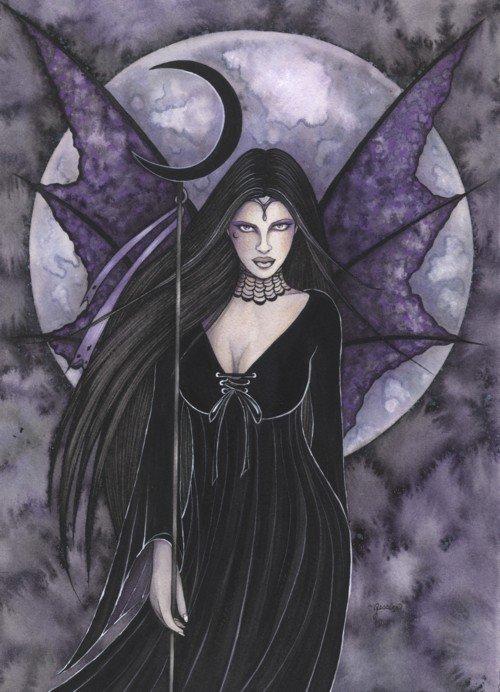 demon goddess Lilith