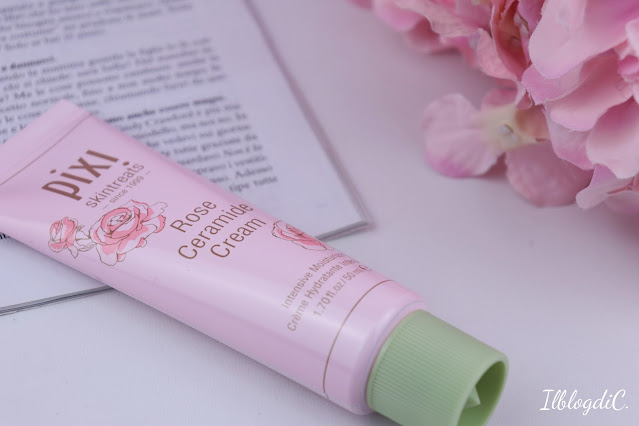 Pixi Beauty Rose Ceramide Cream