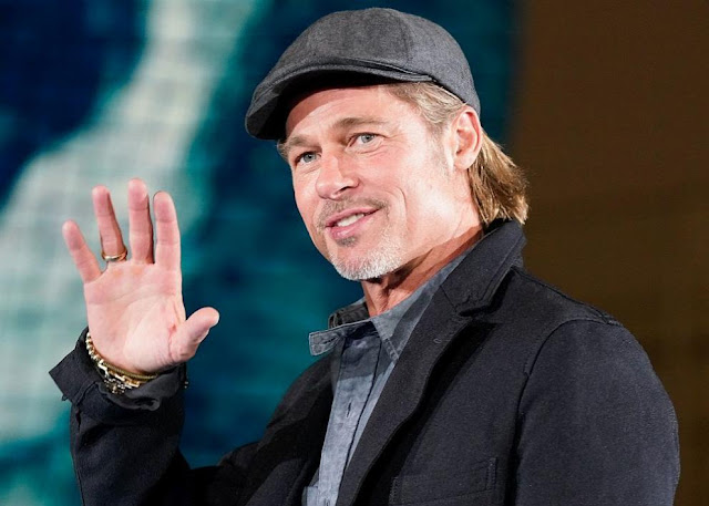 Brad Pitt and his new love Nicole - how did it all start?