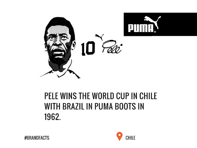 pele wore puma shoes