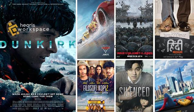 53 Film Terbaik 2017