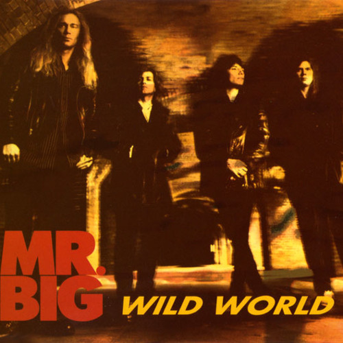 Chords Guitar Kunci Lagu - Mr. Big - Wild World