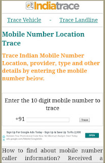 Phone Number Location Trace Karne Best Apps