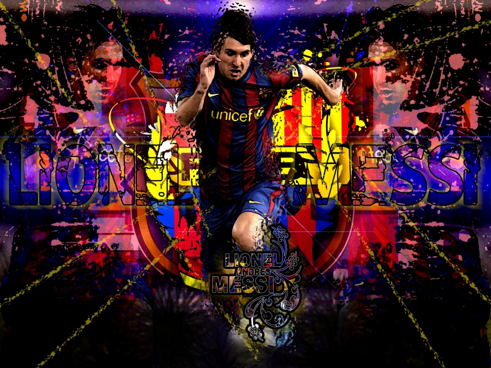 Fc Barcelona Hd Wallpapers Wallpapers