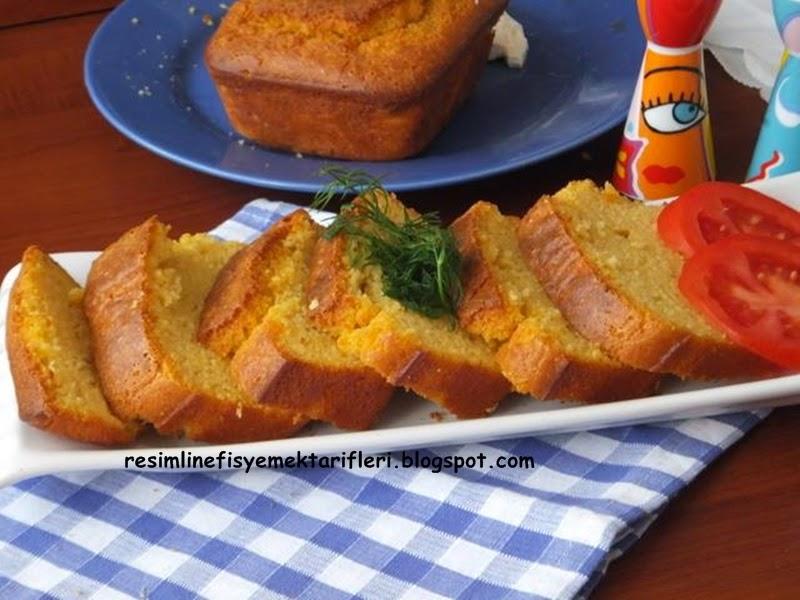 misir-unlu-kek-ekmek