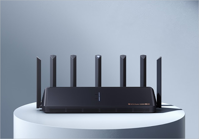 The New Xiaomi AX6000 Router: 2.5gbps Ethernet/3.5Gbps Wi-Fi