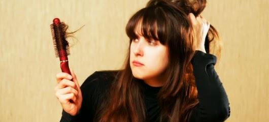 Cara Alami Atasi Rambut Rontok