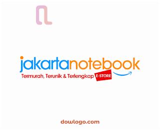 Logo Jakarta Notebook Vector Format CDR, PNG
