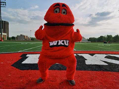 Big Red, mascotte della Western Kentucky University