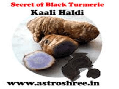 kali haldi totkay by astrologer