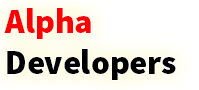 Alpha Developer