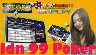 Idn 99 Poker