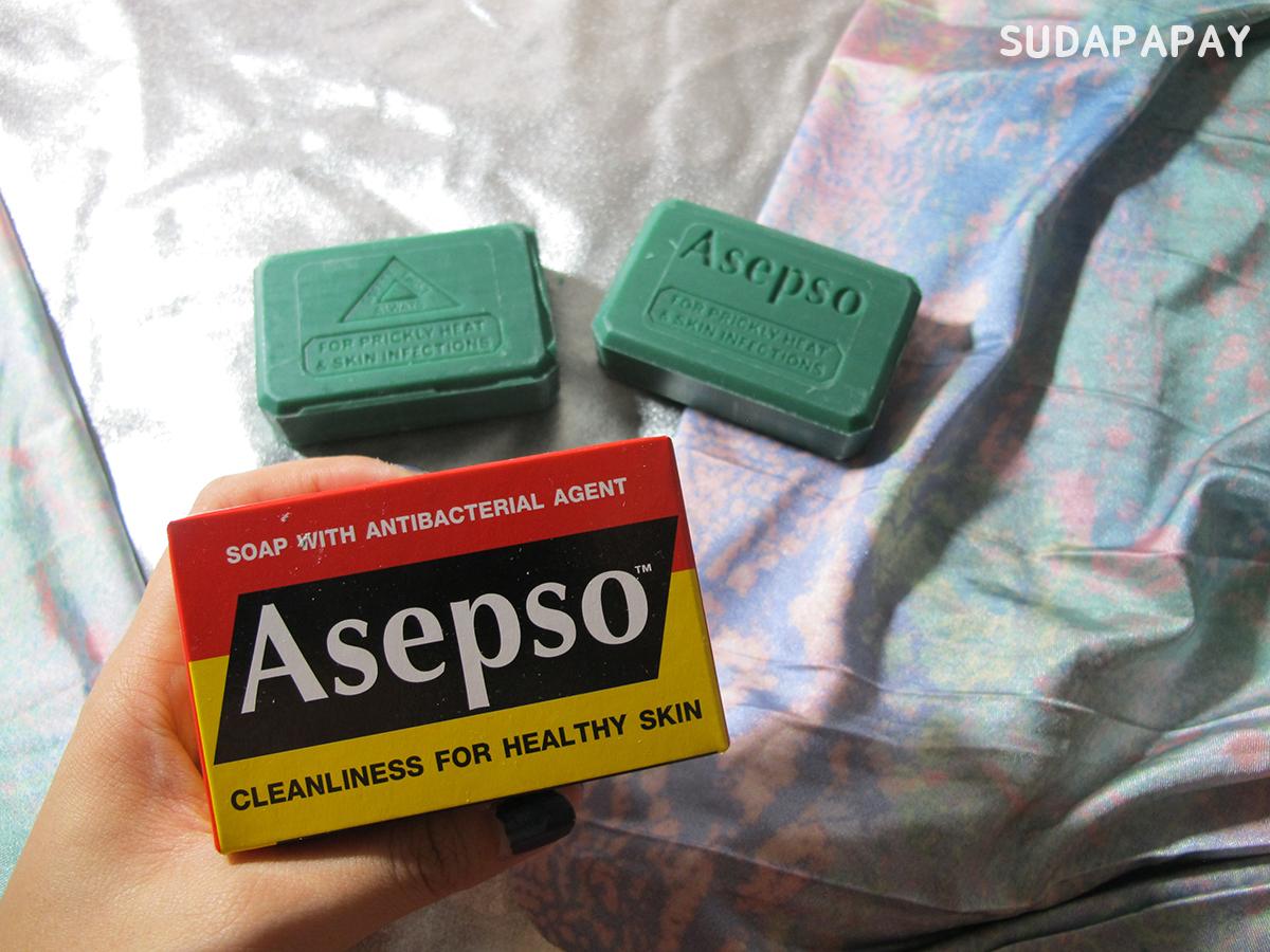 Asepso Plus Antiseptic Soap