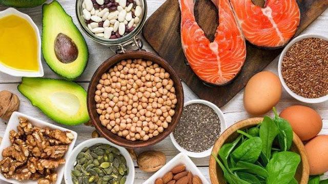 Makanan Yang Mengandung Omega 6