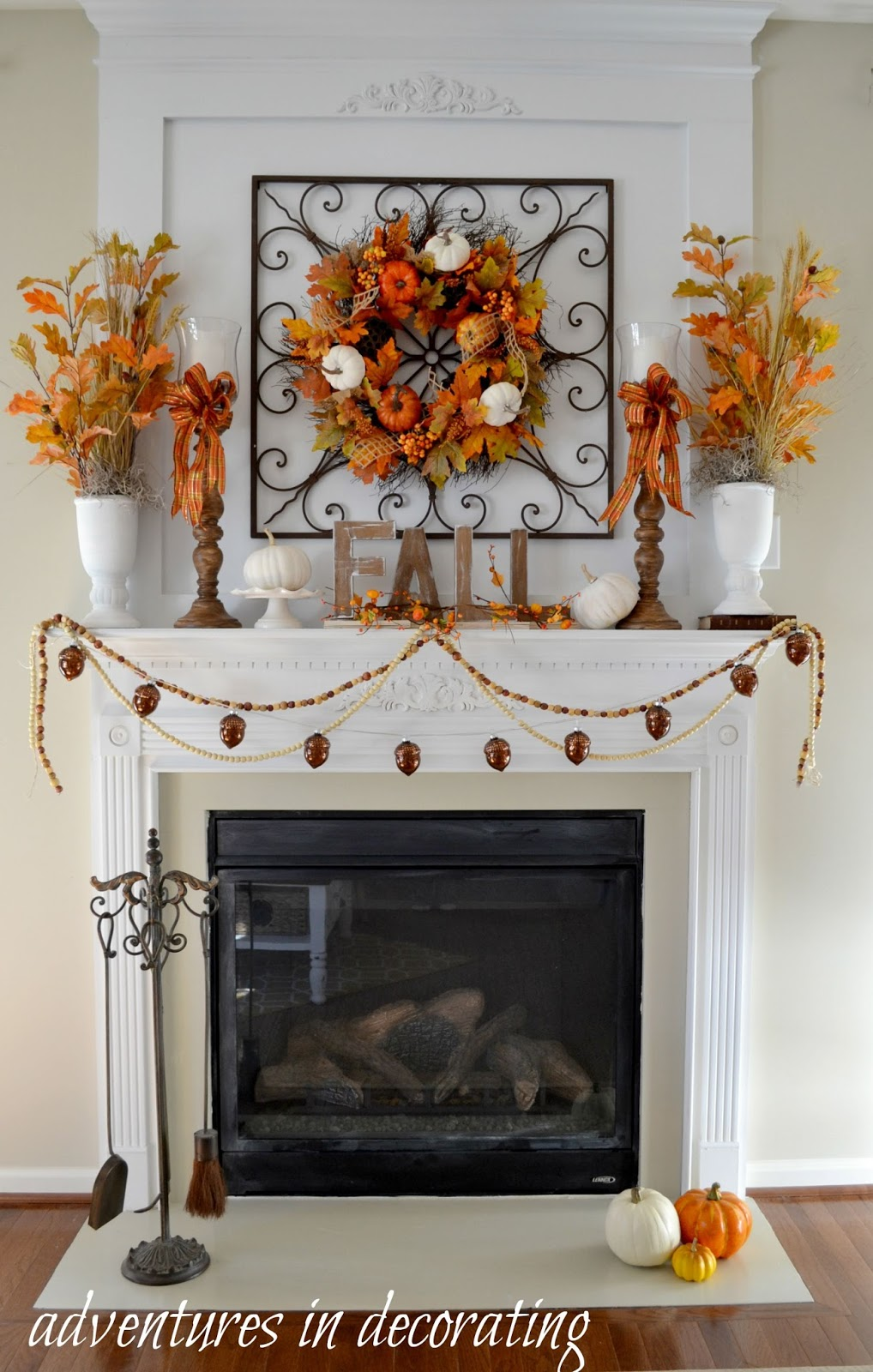 Adventures In Decorating Our Fall Kitchen: Adventures In Decorating: Kicking Off Fall With Our 2015