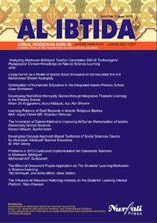 Al Ibtida:  Jurnal Pendidikan Guru MI