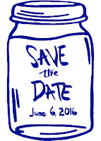Save the Date June 6, 2016
