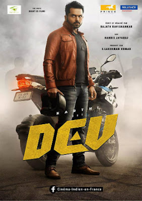 Dev 2019 Full Tamil Movie Download 720p HDRip 1.3GB