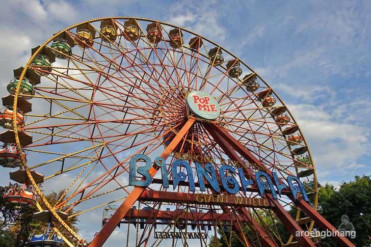 bianglala giant wheel dunia fantasi ancol jakarta