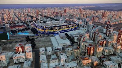 PES 2020 Stadium El Monumental & La Bombanera by Jostike