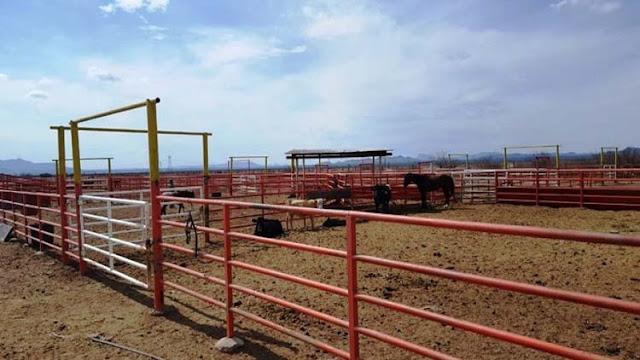 "Le descubren ""megarancho"" de varios kilómetros de largo a Cesar Duarte ex-gobernador de Chihuahua que compro a 2 mil pesos la hectárea"