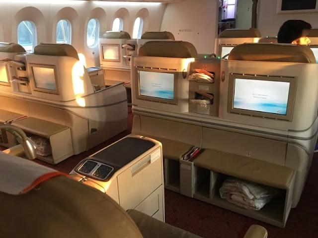 Profil Singkat Dan Pengalaman Naik Pesawat Maskapai Air India