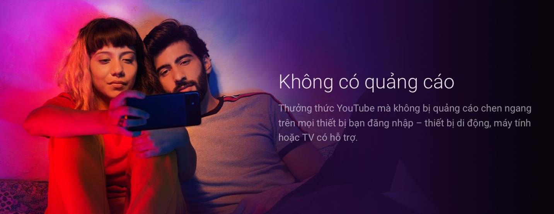 Xóa - Chặn Quảng Cáo Youtube cho SmartTV - Window - Adroind - Iphone.. Tài khoản Premium giá rẻ