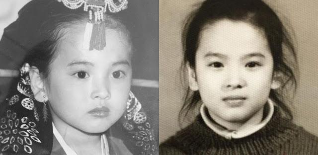 Masa Kecil Song Hye Kyo