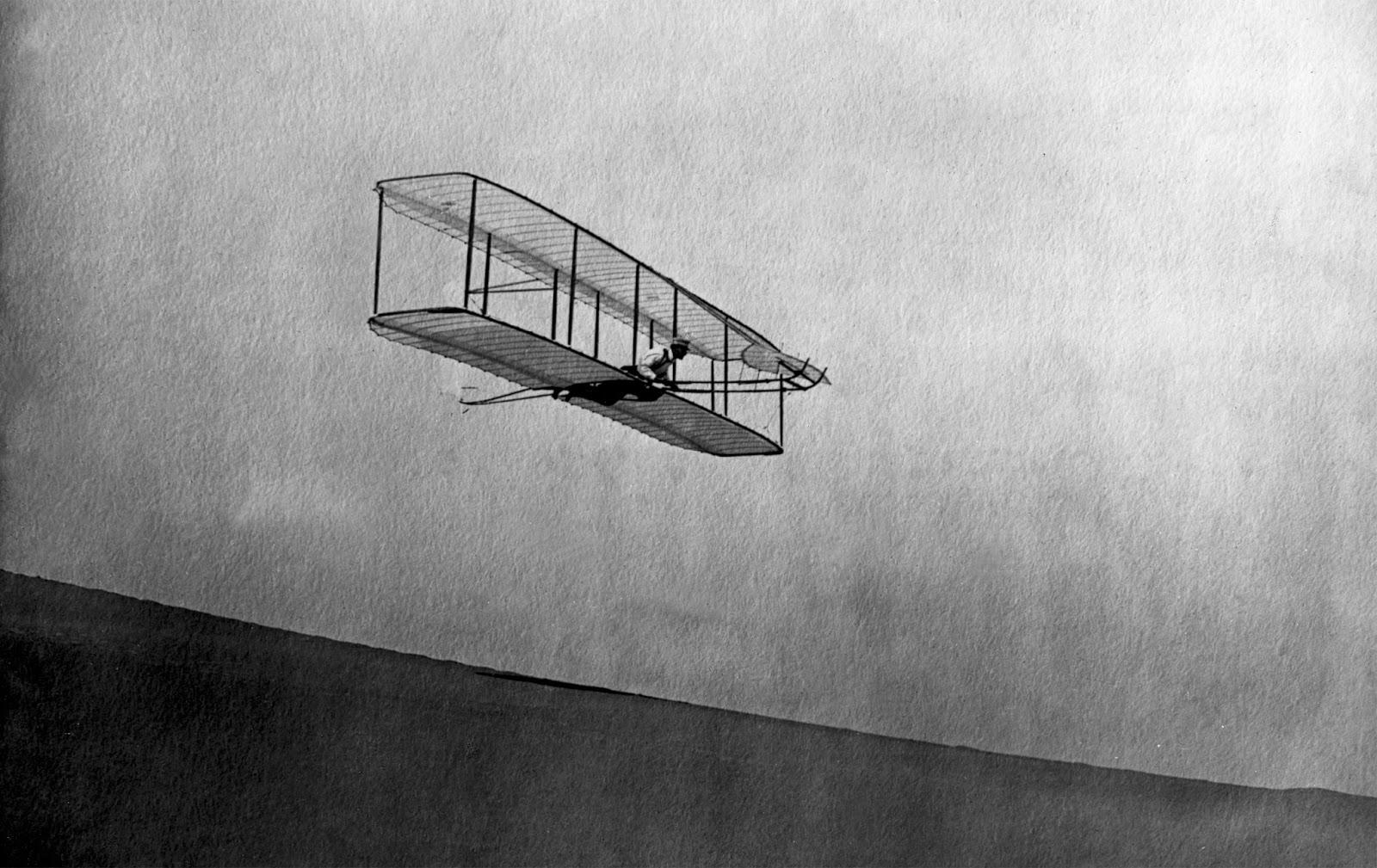 Uçağı kim buldu Uçağın icadı