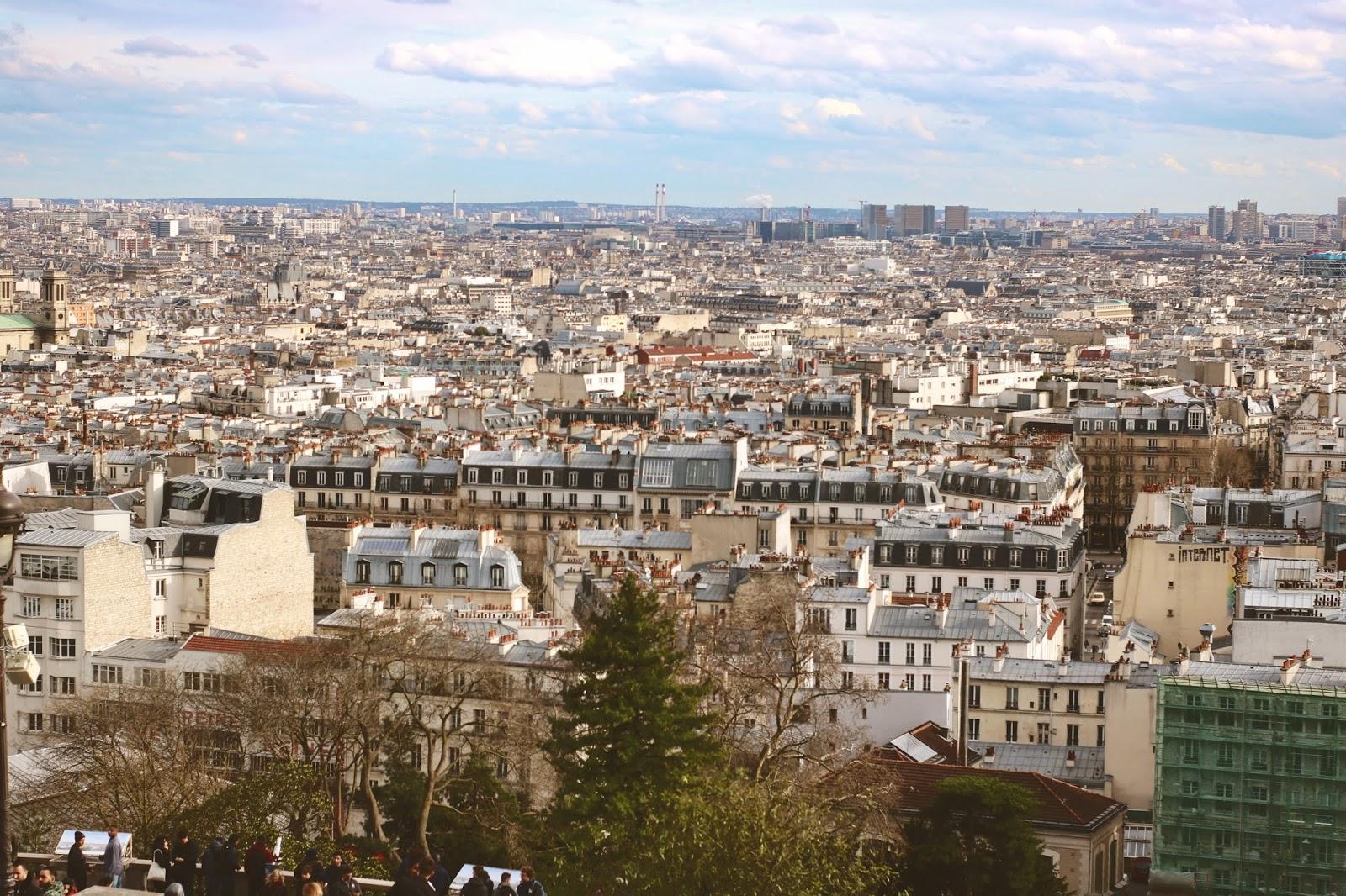 paryż Sacré-Cœur