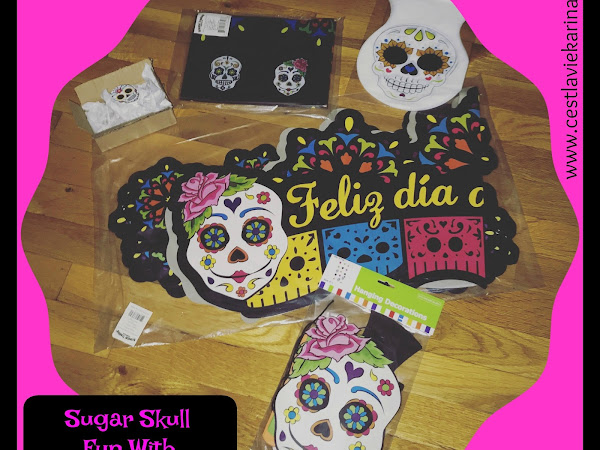 Sugar Skull Fun With Oriental Trading