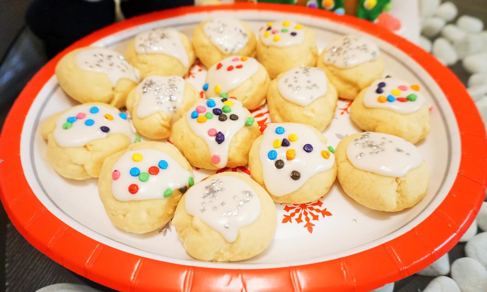 On The 3rd Blog Of Christmas Italian Christmas Cookies The