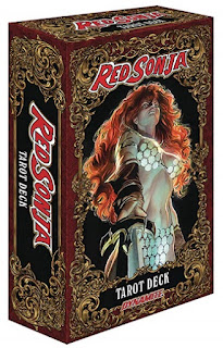 Click here to purchase Red Sonja Tarot Deck at Amazon!