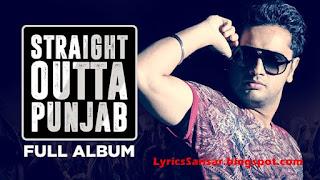 Yaad - Straight Outta Punjab - Feroz Khan Ft. Tulsi Kumar