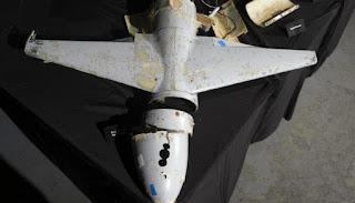 Koalisi Arab Cegat Drone Teroris Syiah Houtsi yang Menuju Saudi