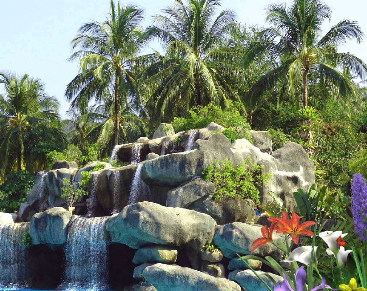Beautiful Waterfalls Wallpapers