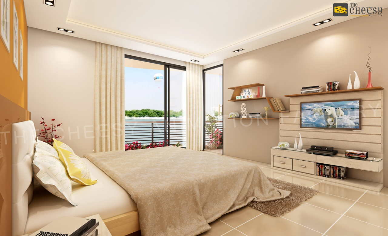 11 Attractive bedroom design ideas that will make your ... on Photo Room Decor  id=43538