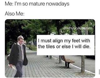 Maturity Meme