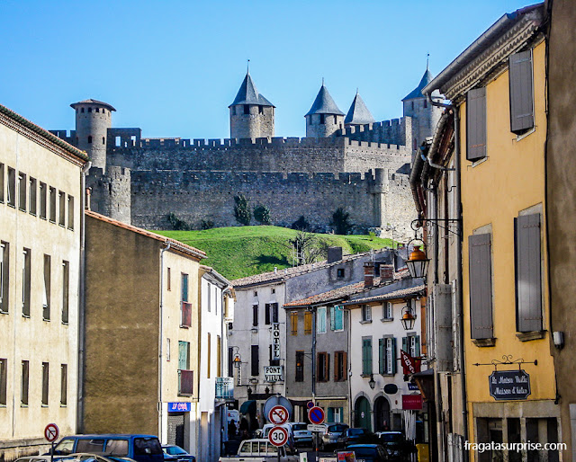 Carcassonne, França