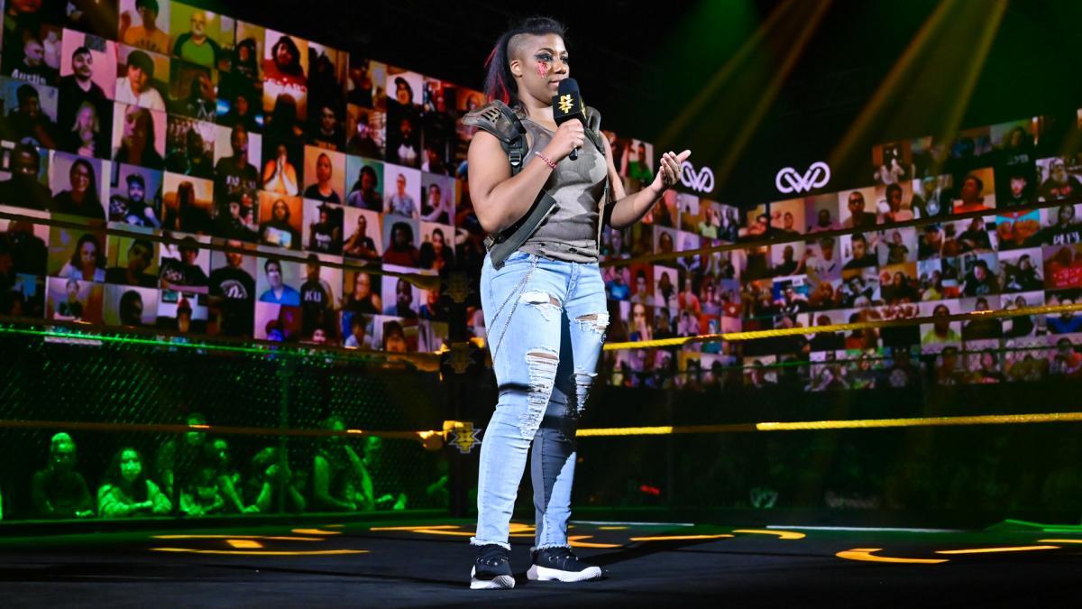 Grande segmento confirmado para o WWE NXT
