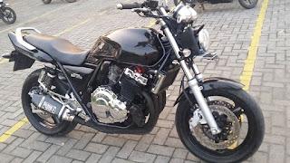 LAPAK MOGE BEKAS : Dijual Moge Honda CB400 Tahun 98