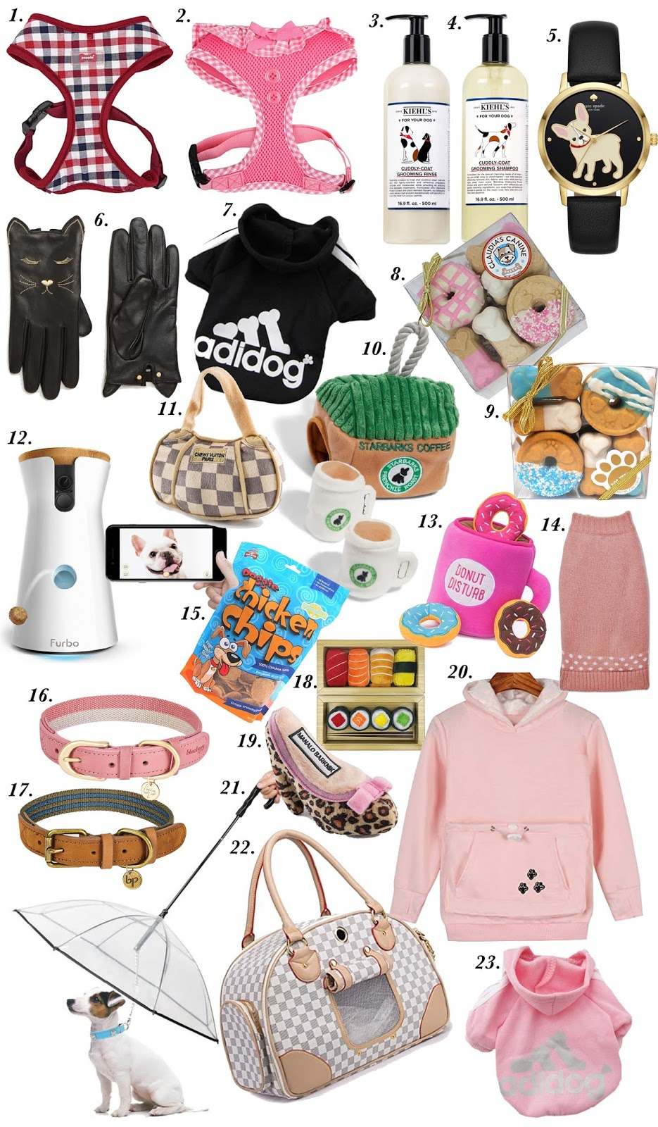 Gift Guide for the Pet Lovers + Pets - Something Delightful Blog