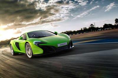 McLaren 65oS