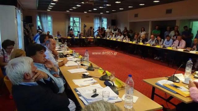 Στις 16 Οκτωβρίου η συνεδρίαση του Περιφερειακού Συμβουλίου Πελοποννήσου