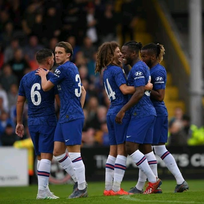 Transfer Update! Loan Moves For Chelsea Starlets Gallagher And Ugbo To EPL Teams