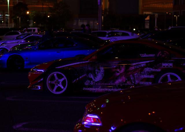 Nissan S15 Silvia Itasha