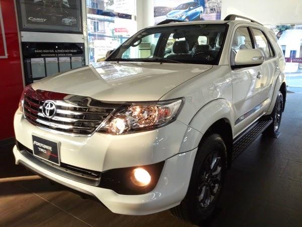xe toyota fortuner trd 2015 -  - Toyota bất ngờ tăng giá xe từ 01 tháng 03 năm 2015