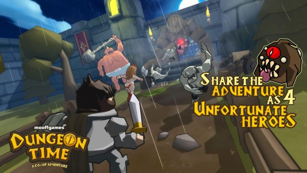 Dungeon Time Turbo Apk
